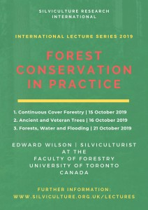 Forest Conservation in Practice 2019